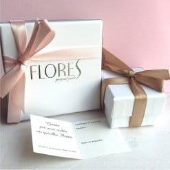 confezione regalo flores