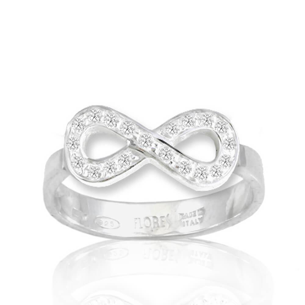 anello simbolo infinito