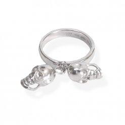 anello con teschi