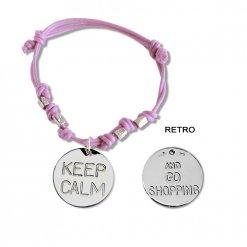 braccialetto moda shopping