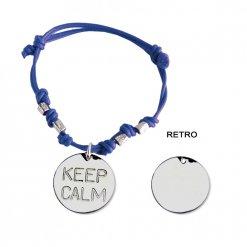 braccialetto incisione personalizzata