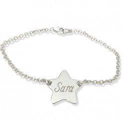braccialetto nome