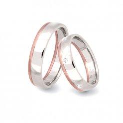 fedi matrimoniali oro rosa