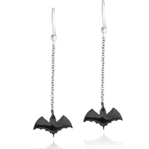 orecchini pipistrelli