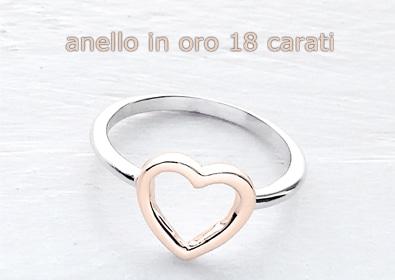 anello oro cresima