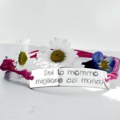 braccialetto festa mamma