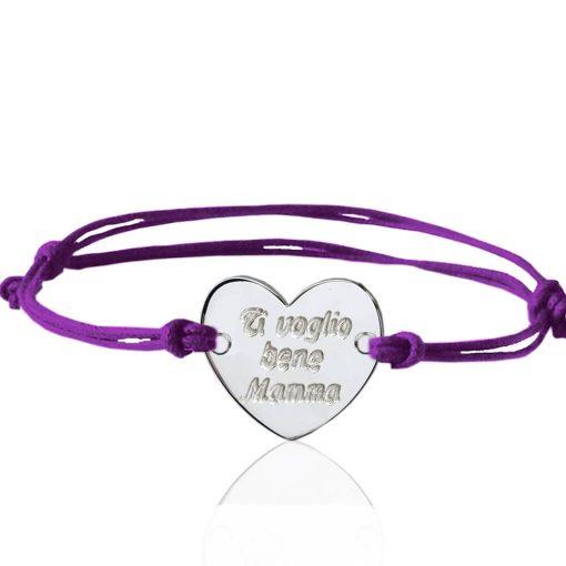 braccialetto regalo mamma