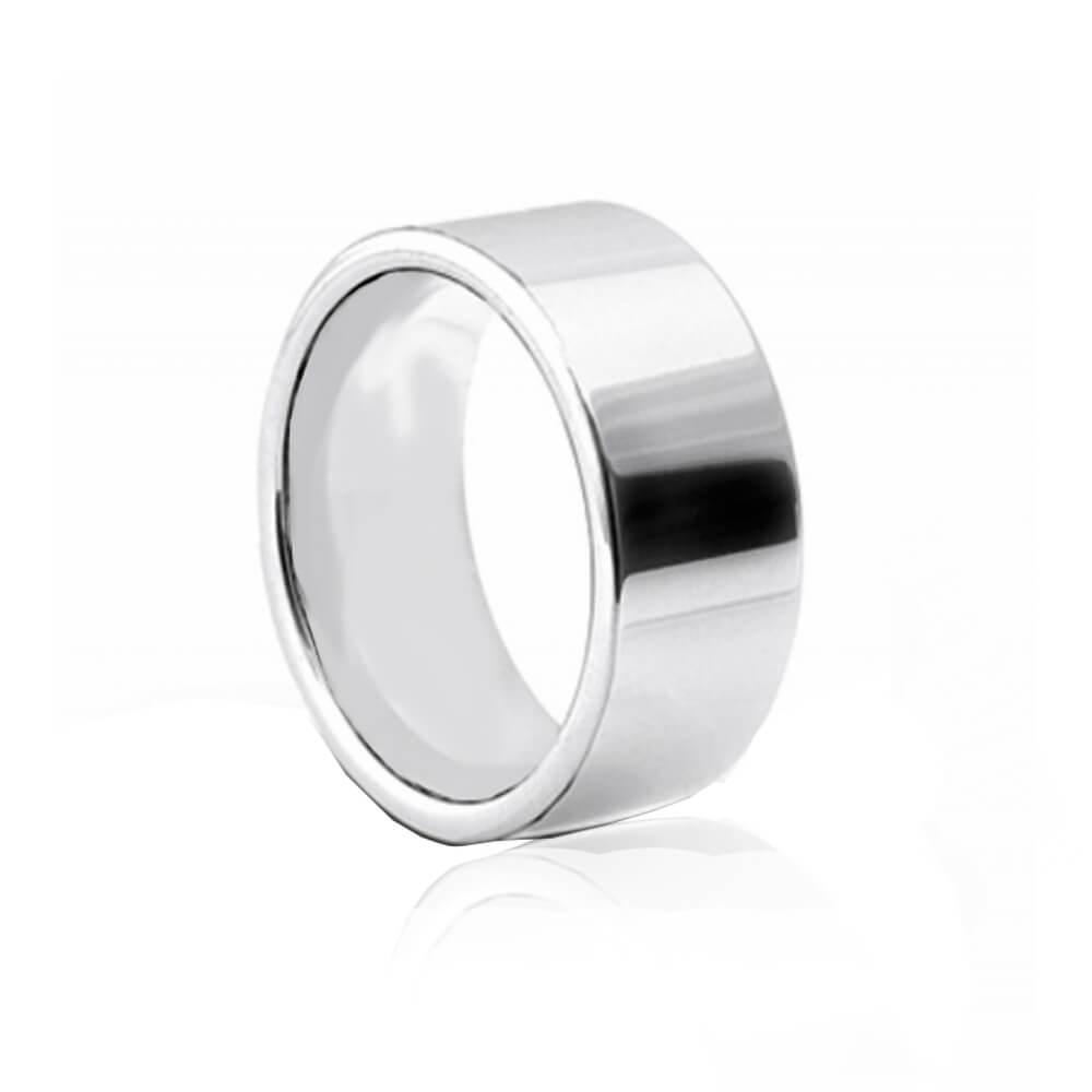 anello uomo argento